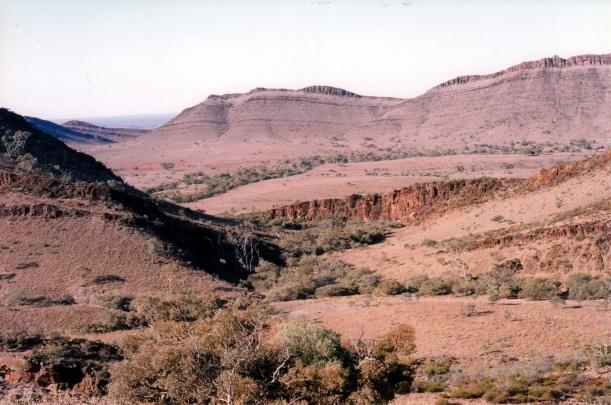05-09-1999 08 Pinnacle Ranges Skytrek track