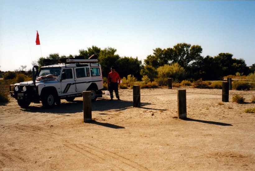08-15-1999 01 Dalhousie camp spot