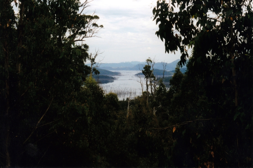 02-19-2000 01 Lake Gordon from Adamsfield Tk.jpg