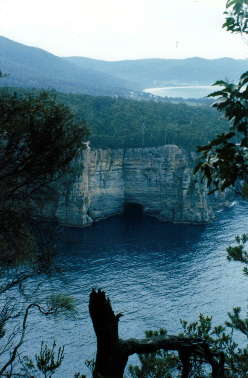 12-02-1999 Patersons Arch & Eaglehawk Neck