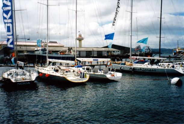 12-31-1999 first 3 yachts nokia, brindabella, wild thing