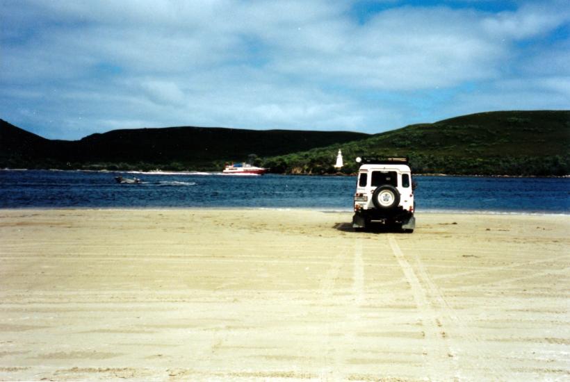 03-04-2000 Ocean Beach by Hells Gates