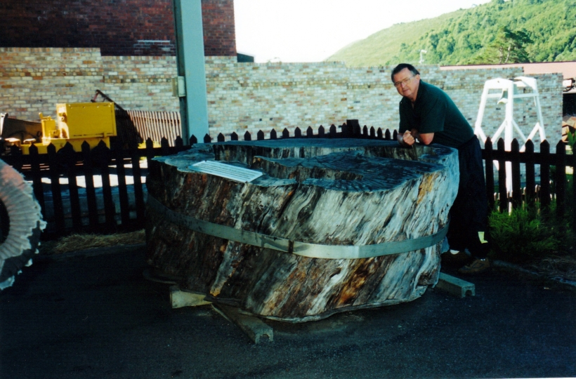 03-08-2000 huon pine log zeehan.jpg