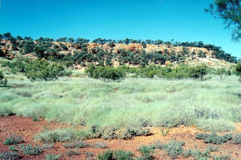 06-02-2000 old mine area sth of Moyne R