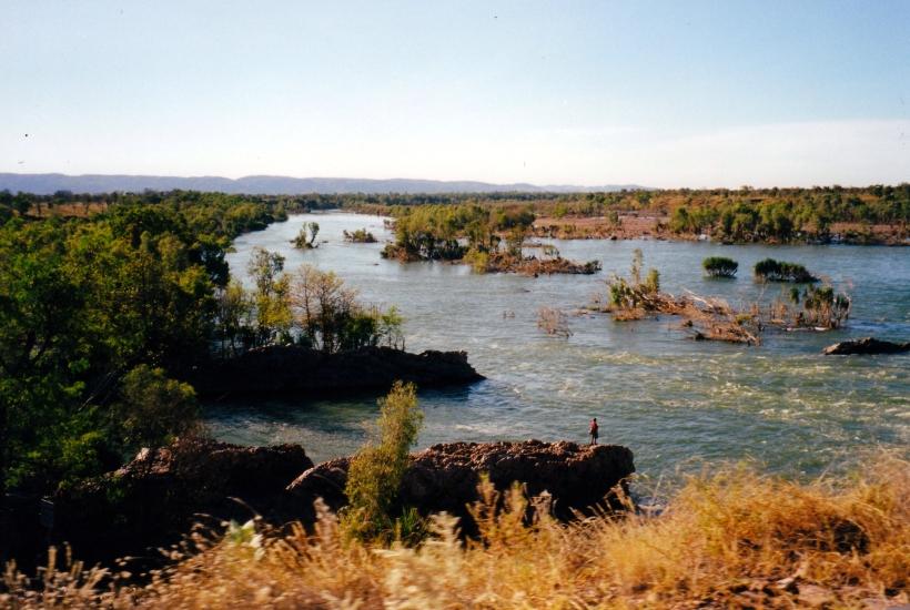 07-09-2000 Ord below Diversion Dam