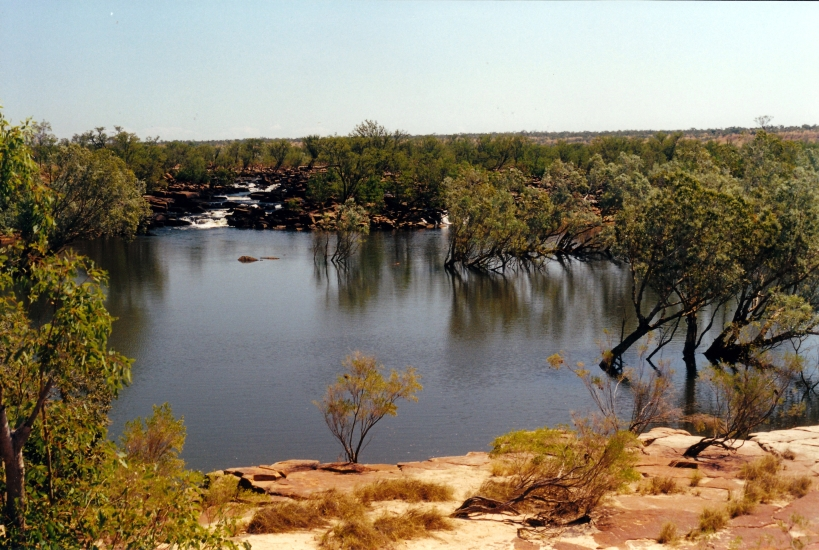 07-15-2000 04 tributary of Durack