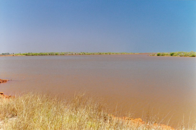 10-13-2000 Ashburton River near mouth