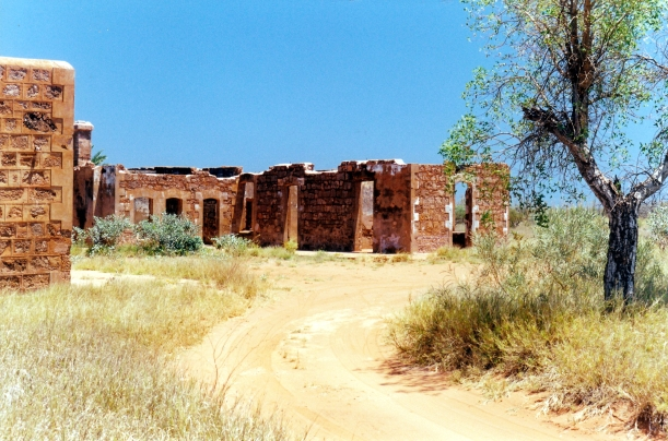 10-13-2000 Old Onslow police station & jail ruins.jpg