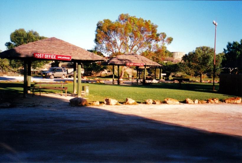 11-09-2000 03 tent camp area Hamelin Telegraph Station.jpg