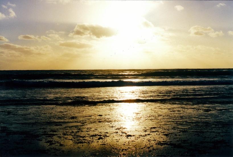 11-30-2000 15 Sunset at Cactus Beach.jpg
