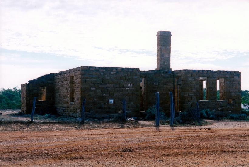 10-02-2001 Milparinka ruins.jpg