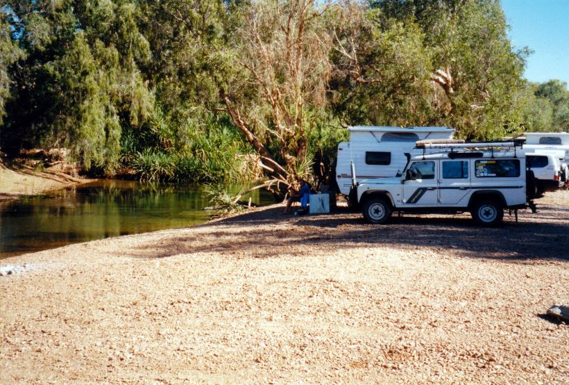 Resize of 06-10-2002 05 our Camp at Gregory Downs.jpg