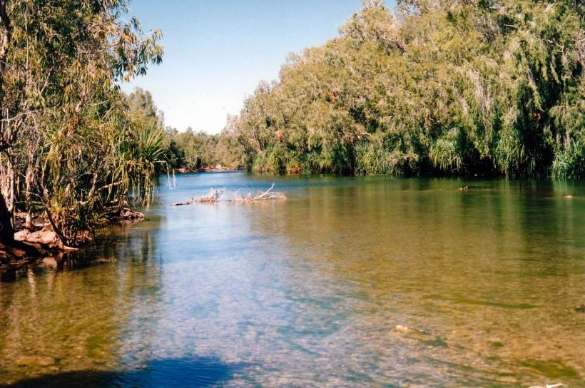 Resize of 06-11-2002 07 Gregory River upstream view.jpg