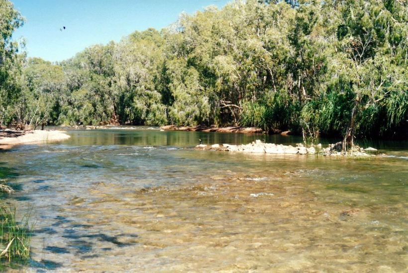 Resize of 06-11-2002 gregory well downstream