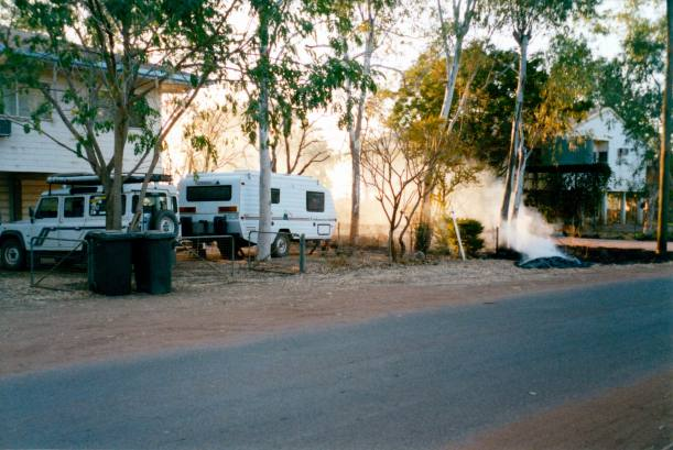 Resize of 08-03-2002 02 van at Doomadgee house.jpg