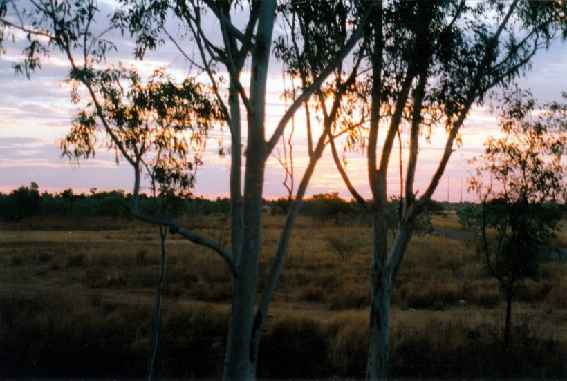 Resize of 08-21-2002 Doomadgee sunset