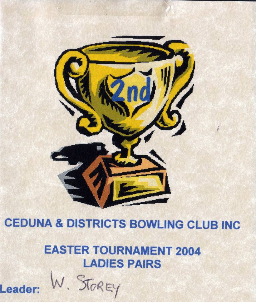 Resize of 04-12-2004 bowls prize wendy.jpg