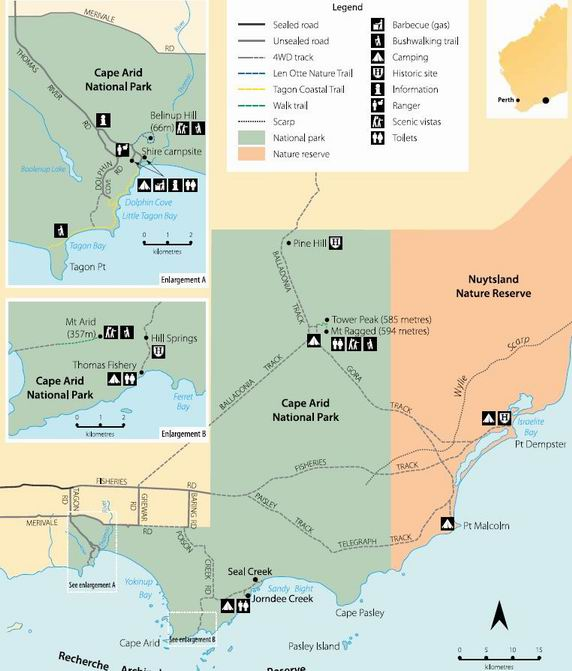 Resize of 05-06-2004 cape arid map.JPG