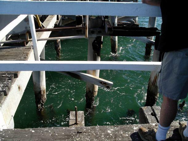 Resize of 07-04-2004 05 Carnarvon jetty damage