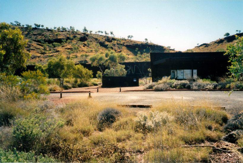 Resize of 07-18-2004 02 Karijini NP Visitor Centre