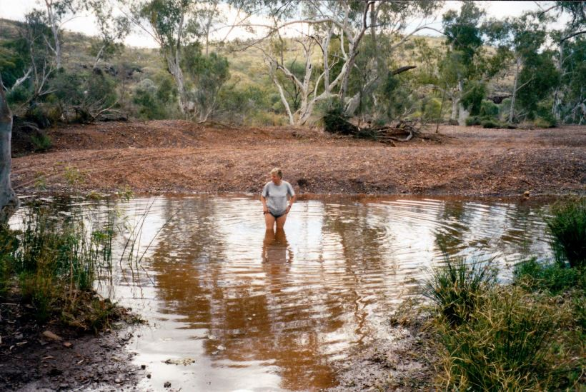 Resize of 07-24-2004 02  Mem in Weeli Wolli bog area.jpg