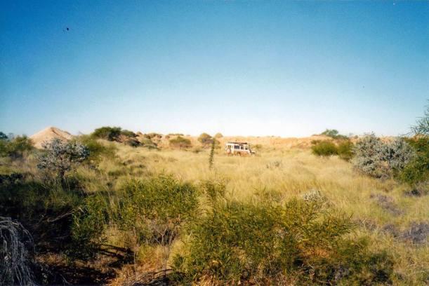 Resize of 07-26-2004 17 truck in revetment