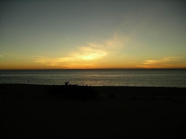 Resize of 08-07-2004 09 Cape Range dusk 2.JPG