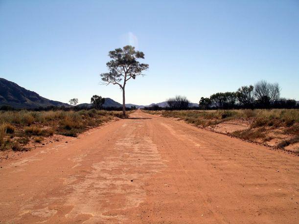 Resize of 09-02-2004 12 Len Beadell's Tree.JPG