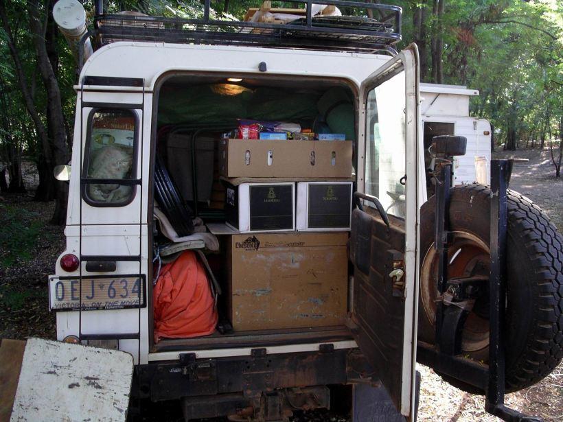 Resize of 04-09-2005 Packed Truck.JPG