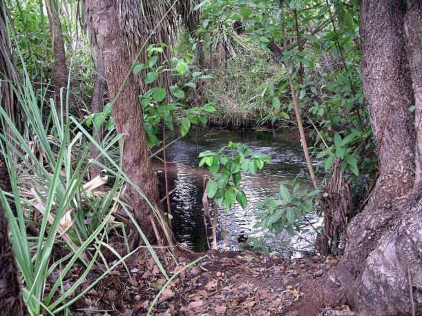 Resize of 04-23-2005 10 Dining Tent Creek.JPG