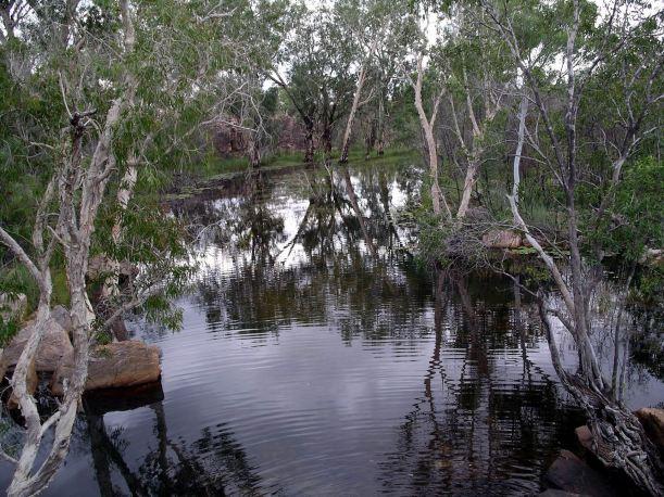 Resize of 05-07-2005 23 Hot Dog Creek Lagoon 2.JPG