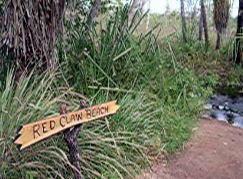 Resize of 07-01-2005 red claw sign.JPG