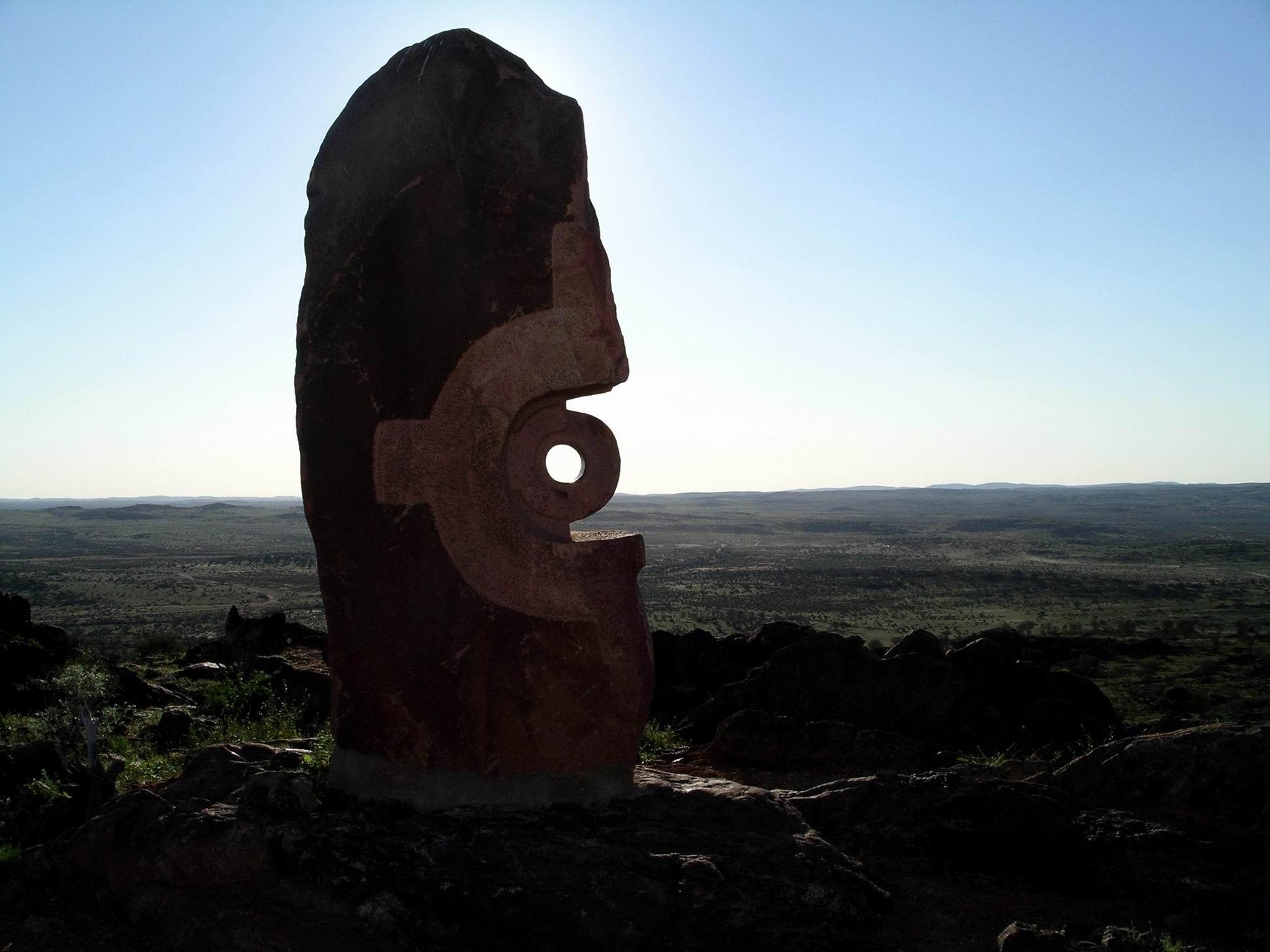 Resize of 09-27-2005 08 Desert Sculptures Broken Hill