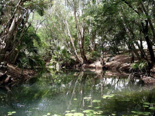 Resize of 3-19-2005 Creek swim hole Adels
