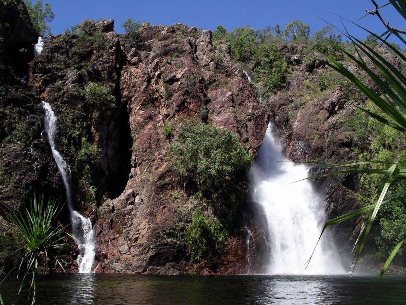 Resize of 05-02-2006 14 Litchfield Wangi Falls13