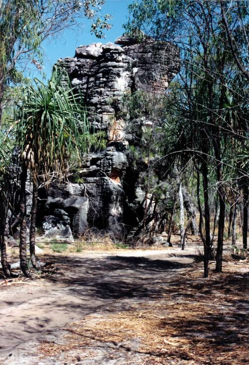 Resize of 7-14-1993 Litchfield NP Lost City 1