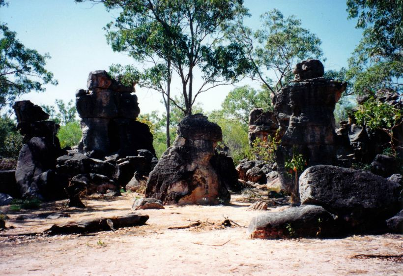 Resize of 7-14-1993 Litchfield NP Lost City 3