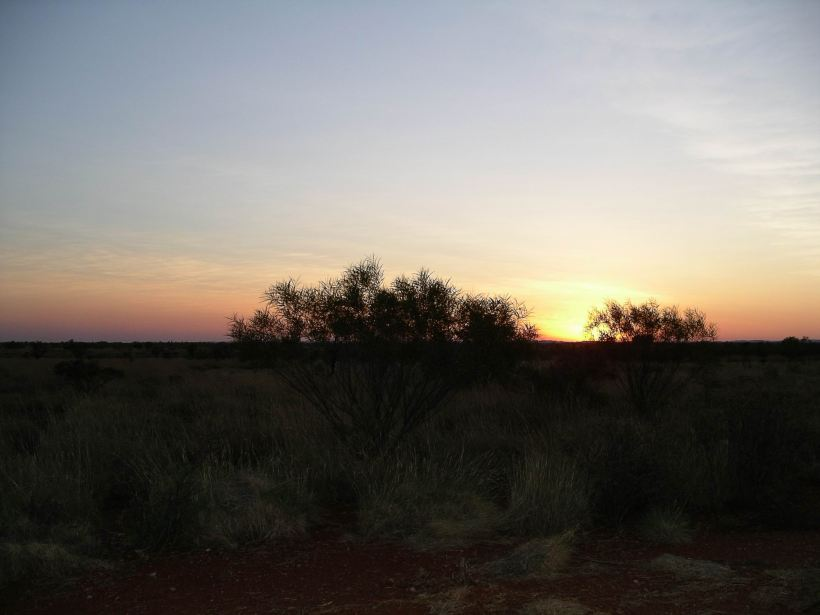 Resize of 09-20-2006 Fly Camp Sunset