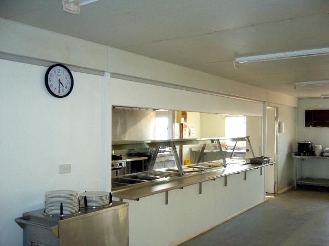 11-13-2006 Kitchen Servery