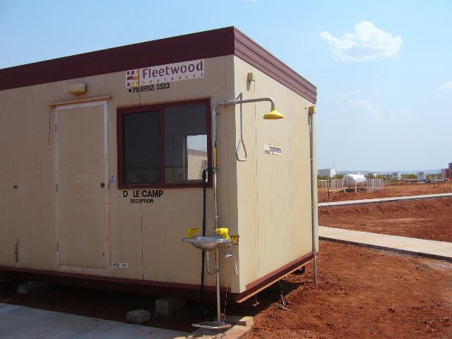 11-18-2006 Safety Shower