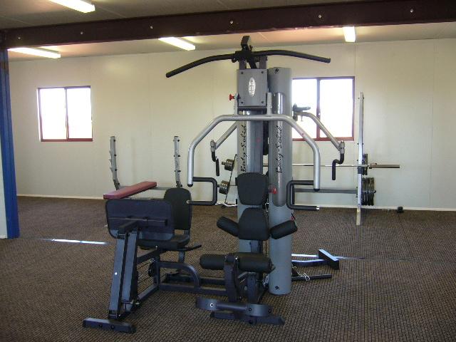 12-02-2006 Gym Equipment