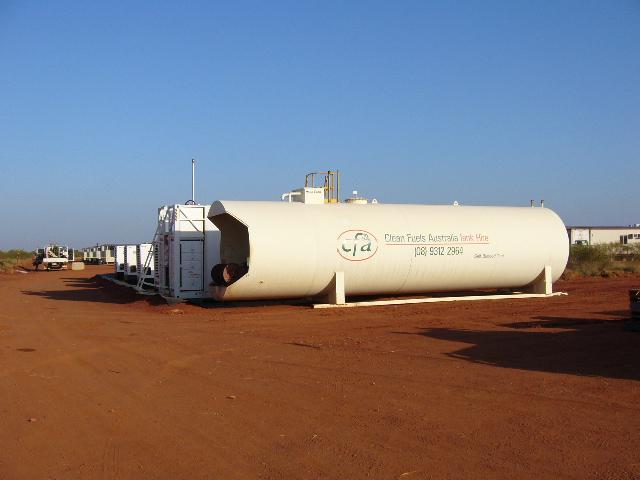 12-3-2006 Additional Diesel Fuel back up for generators